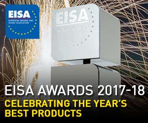 Premios EISA 2017-2018