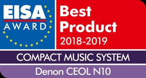 EISA-Award-Logo-Denon-CEOL-N10