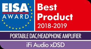 EISA-Award-Logo-iFi-Audio-xDSD