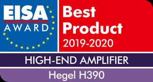 EISA-Award-Hegel-H390