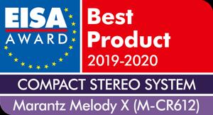 EISA-Award-Marantz-Melody-X-(M-CR612)