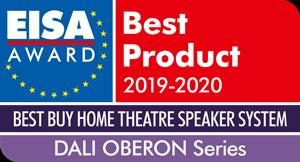 EISA-Award-DALI-OBERON-Series