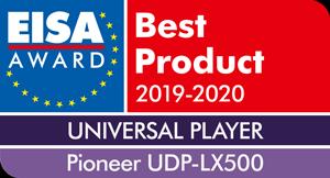 EISA-Award-Pioneer-UDP-LX500