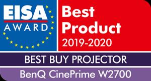 EISA-Award-BenQ-CinePrime-W2700