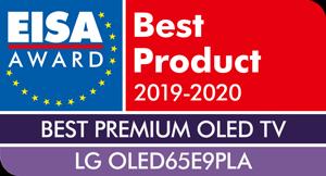 EISA-Award-LG-OLED65E9PLA