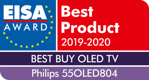 EISA-Award-Philips-55OLED804