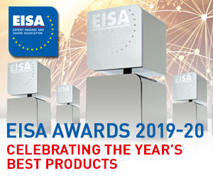 Banner EISA Awards 2019-2020