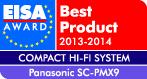 Logo Panasonic-sc-pmx9